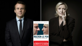 A new book spells out how the Left and Right are dead in France, and Macron vs Le Pen is all about globalism vs nationalism