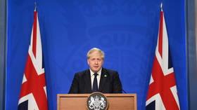 UK prime minister breaks election pledge to hike National Insurance, blaming Covid