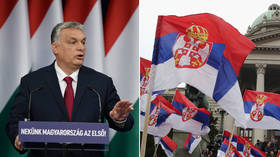Hungary and Serbia will 'rebuild' Central Europe and 'protect' it from waves of immigration – Orban