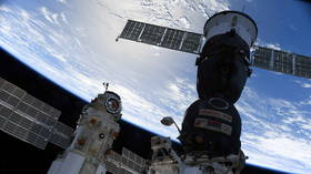 Cosmonauts on ISS wake up to smell of smoke & burning plastic as fire alarm goes off on aging Russian 'Zvezda' module