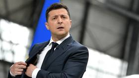 Pot, kettle, president? Ukraine's Zelensky talks of Russian 'authoritarianism,' while tearing apart his own country's democracy