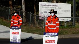Lockdown looms over Australia's Queensland after five local Covid-19 infections