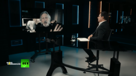 War spending is a tax on working people who just want to live in peace, Roger Waters tells RT