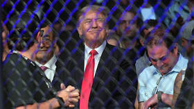 'Where is Trump?' Ex-president takes heat for commentating Florida boxing match on 20th anniversary of 9/11