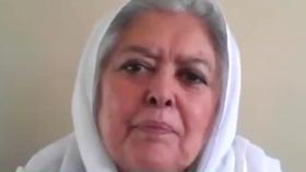 Foreordained & forsaken? Mahbouba Seraj, executive director of the Afghan Women Skills Development Center