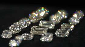Russia's Alrosa diamond sales surge nearly 50% in one month year-on-year