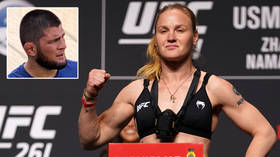 'It's so not right': Flyweight queen Shevchenko disagrees with Khabib's ring girl remarks, calls beauties 'a huge part' of the UFC