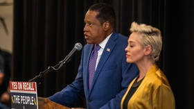 Stop being 's**tbags', media: Rose McGowan scorches Fox News for claiming she slammed BLM during event with Larry Elder