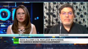 """Iran to the west: """"We've got nothing to hide"""""""