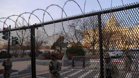 Post-riot fence to return to US Capitol ahead of weekend rally for January 6 prisoners