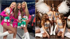 N-ICE move: Rival Russian hockey team invites shunned cheerleaders to match after own club ditched them due to 'jealous wives'
