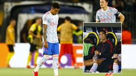 'What an assist!' Hapless Lingard trolled for ruining Ronaldo UCL return with horrendous mistake as Man Utd lose to Young Boys