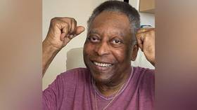 'Ready to play 90 minutes plus extra time': Brazil legend Pele issues health update after leaving intensive care in Sao Paulo
