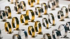 Russian gold production dips slightly, silver output grows