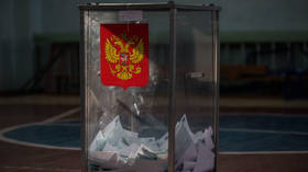 Russian 2021 Parliamentary Election news