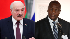 With Minsk hoping to build ties with Harare, Belarus' Lukashenko praises Zimbabwe as 'example' of political stability & progress