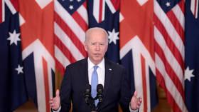 'Freedom Fries' back on the menu? US-France row over submarine deal with Australia revives Bush-era meme