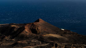 Spanish authorities warn of potential volcanic eruption on resort island after 4,222-tremor 'earthquake swarm'