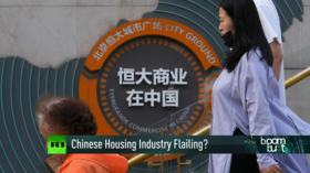 Chinese housing market on the edge?