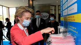 Inquiry launched into European Commission chief's refusal to hand over text messages she exchanged with Pfizer CEO