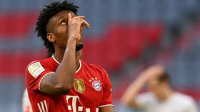 Has football avoided another tragedy? Champions League winner Coman has heart surgery after experiencing 'shortness of breath'