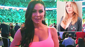 Bare knuckle 'Sweetheart' thanks pornstar Kendra Lust for helping women in combat after the UFC fanatic sponsors her next fight