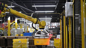 Social media recoils as Bloomberg praises Amazon's warehouse-based exurban 'factory towns' as 'the future of working class'