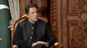 Washington's scapegoating of Pakistan for US failure in Afghanistan was 'most painful thing,' PM Khan tells RT
