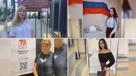 Make elections attractive again: Popular Russian Instagram influencer launches VOTING PAGEANT as country heads to polls (PHOTOS)