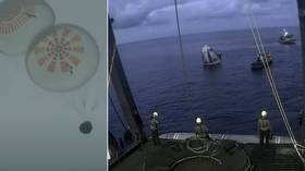 SpaceX's all-civilian Inspiration4 mission splashes down off Florida