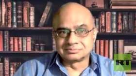 The worst scenario? Brahma Chellaney, professor of Strategic Studies at the Center for Policy Research