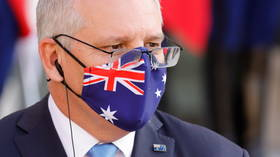 'Australia's interests come first': PM Morrison says he 'doesn't regret' canceling submarines deal with France
