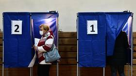 Polls close in Russia's parliamentary election after last ballots cast in westernmost Kaliningrad region