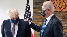 There'll be warm words and anti-China rhetoric, but don't expect Brexit Boris to get much else from Brexit-bashing Biden this week