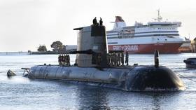 'Not acceptable': EU chief criticizes treatment of France by AUKUS nuclear sub pact