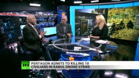 Pentagon admits to killing 10 in Kabul airstrike