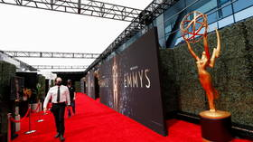 LA County says maskless Emmys ceremony was NOT in violation of Covid-19 rules, exemption made for 'performers'