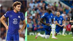 No kneed: Chelsea star Alonso risks woke backlash as he explains decision to stop taking a knee, says he didn't consult teammates