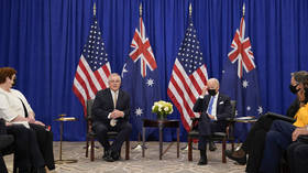'No closer ally,' Biden says of far-off Australia amid row with oldest ally France over anti-China AUKUS pact