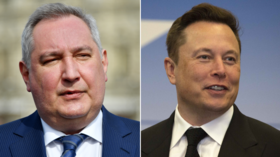 'Squeezing us out of the market': Russia's space agency chief rules out any cooperation with Musk & 'direct competitor' SpaceX