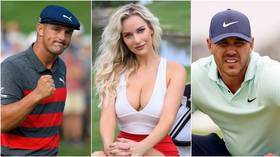 Perfect pair: Golf favorite Spiranac claims feuding US rivals Koepka & DeChambeau should unite for glory at Ryder Cup