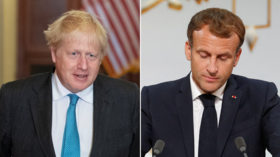 Joker BoJo plays for laughs but mocking France risks reprisals from President Macron that could seriously hurt Global Britain