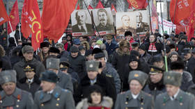 Russia's Communist Party heads for showdown with authorities after plans for protests over election rejected by Moscow officials