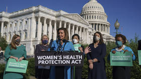 House passes landmark abortion rights bill, Republicans accuse Democrats of trying to legalize 'murder'