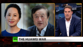 What Huawei heiress arrest was really all about — IRAN! (Full Show)