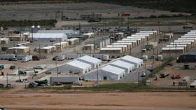 FBI probing reported assault of female US soldier by Afghan evacuees at New Mexico refugee camp