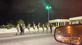14 Mexican Army soldiers briefly detained after accidentally crossing into US, one busted with marijuana – Border Patrol