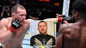 Petr Yan demands UFC offer him a new opponent after 'sneaky coward' Aljamain Sterling withdraws from upcoming title fight (VIDEO)