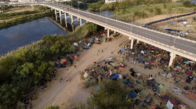 DHS head admits 12,000 'or more' Haitian migrants from Del Rio released BACK into the US