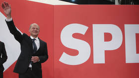 Voters want Germany's election winner SPD to seek coalition with Greens & FDP, not Merkel's bloc – chancellor candidate Scholz